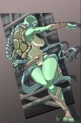 Персонажи вселенной TMNT - Venus_by_Jaehthebird.jpg