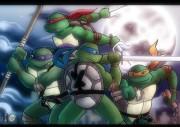 Зарубежный Фан-Арт - TMNT_Four_Brothers_Final_by_mistajonz.jpg