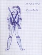 Фан-Арт наших форумчан - Donatello.jpg