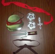 Игрушки и фигурки TMNT общая тема  - черепашки ниндзя 2007 маска.jpg