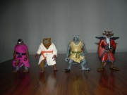 Игрушки и фигурки TMNT общая тема  - черепашки ниндзя сплинтер фигурки.jpg