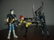 Игрушки и фигурки TMNT общая тема  - черепашки ниндзя 2007 кейси эйприл фут.jpg