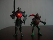 Игрушки и фигурки TMNT общая тема  - черепашки ниндзя 2007 генерал.jpg