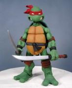 Игрушки и фигурки TMNT общая тема  - черепашки ниндзя NECA леонардо.jpg