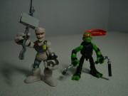 Игрушки и фигурки TMNT общая тема  - черепашки ниндзя 2007 микеланджело 2.jpg