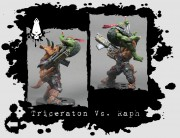 Игрушки и фигурки TMNT общая тема  - черепашки ниндзя трицератон.jpg