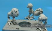 Игрушки и фигурки TMNT общая тема  - черепашки ниндзя мышелов 12.JPG