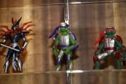 Игрушки и фигурки TMNT общая тема  - кибер шредер донателло рафаэль.jpg