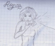 Рисунки от Donny ^_^ - Rogue.jpg