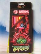 Изображения TMNT, их символика и т.п. на различных предметах - черепашки ниндзя карандаши.jpg