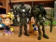 Игрушки и фигурки TMNT - черепашки ниндзя 2007 воины.jpg