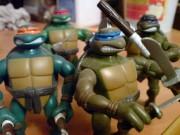 Игрушки и фигурки TMNT - черепашки ниндзя.jpg