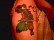Татуировки по TMNT - черепашки ниндзя леонардо.jpg
