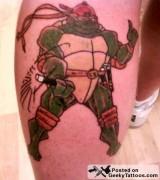 Татуировки по TMNT - черепашки ниндзя микеланджело 2.jpg