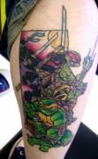 Татуировки по TMNT - черепашки ниндзя 2.jpg