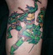 Татуировки по TMNT - черепашки ниндзя.jpg