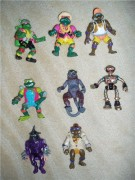 Купля-продажа: игрушки фигурки - черепашки ниндзя 1.jpg