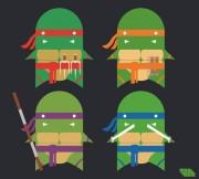 Зарубежный Фан-Арт - черепашки ниндзя арт.jpg