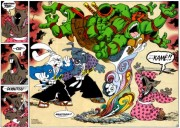 Миямото Усаги Miyamoto Usagi - черепашки ниндзя, усаги и какера.JPG