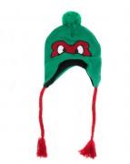 Изображения TMNT, их символика и т.п. на различных предметах - Черепашка Рафаэль - шапочка.jpg