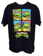 Изображения TMNT, их символика и т.п. на различных предметах - Черепашки ниндзя 1987 - футболка.jpg