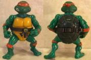 Игрушки и фигурки TMNT общая тема  - микеланджело 1988.jpg