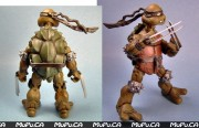 Игрушки и фигурки TMNT общая тема  - Слэш NECA.jpg