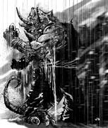 TMNT рисунки от viksnake - Изображение 005.jpg