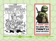 TMNT25 Shell-ebration 25-я годовщина TMNT; 5 мая 2009  - черепашки ниндзя2.jpg