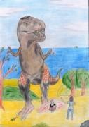 Когда мы были молодыми... - тиранозавр.jpg