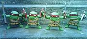 Игрушки и фигурки TMNT общая тема  - черепашки ниндзя батсу.jpg