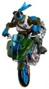 Игрушки и фигурки TMNT общая тема  - лео и мотобайк.jpg
