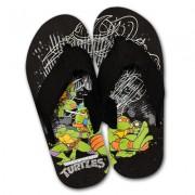 Изображения TMNT, их символика и т.п. на различных предметах - Черепашки Ниндзя - сандалии.jpg