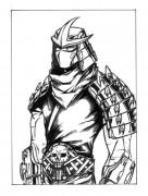 Зарубежный Фан-Арт - Shredder_by_saburokun.jpg