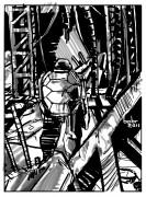 TMNT рисунки от bobr a - TMNT_SaiNW_Донателло_В_какой-то_жопе_by_bobr_2011_v2.jpg