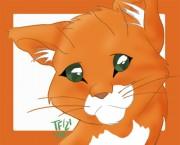 Зарубежный Фан-Арт - TMNT__Kitty_Cat_by_Turtlefreak121.jpg