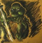 TMNT рисунки от Kaleo - Леонардо.jpg