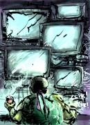TMNT рисунки от viksnake - Изображение 135.jpg
