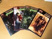 Продажа комиксов Illusion Studios TMNT SaiNW  - sainw_printed_1.jpg
