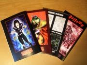 Продажа комиксов Illusion Studios TMNT SaiNW  - sainw_printed_2.jpg