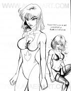 Зарубежный Фан-Арт - Hot_Babe_Karai_in_Sexy_Wear_by_alaer.jpg
