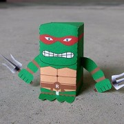 Игрушки и фигурки TMNT общая тема  - raphael.jpg