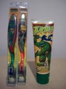 Изображения TMNT, их символика и т.п. на различных предметах - Черепашки Ниндзя - зубная паста.jpg
