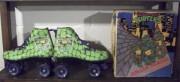 Изображения TMNT, их символика и т.п. на различных предметах - Черепашки Ниндзя - роликовые коньки.jpg