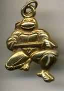 Изображения TMNT, их символика и т.п. на различных предметах - Черепашка Ниндзя - кулон.jpg