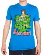 Изображения TMNT, их символика и т.п. на различных предметах - Черепашки Ниндзя - футболка (3).jpg