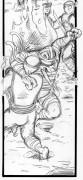 TMNT рисунки от Demon-Alukard а - TMNT-SaiNW-DP-Red-Peek1.jpg