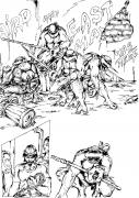 TMNT рисунки от Demon-Alukard а - tmnt_v1_01_remake_page1.png
