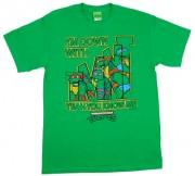 Изображения TMNT, их символика и т.п. на различных предметах - Черепашки Ниндзя - футболка.jpg