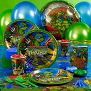 Изображения TMNT, их символика и т.п. на различных предметах - Черепашки Ниндзя - набор посуды.jpg